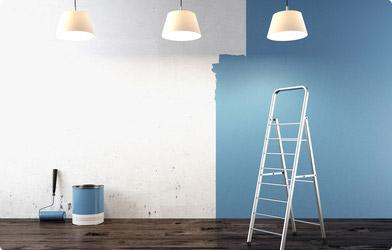 Devis gratuit peinture intérieur Évran